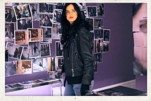 photo room Jessica Jones