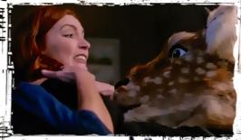 Rita Deer Supernatural Plush