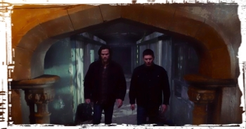 Sam Dean Administrative Hell Supernatural Our LIttle World