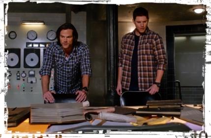 Sam Dean bunker Supernatural Plush