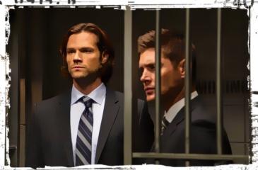 Sam Dean cell Supernatural Our LIttle World