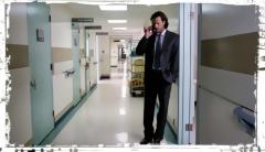 Sam hospital Supernatural Plush