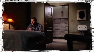 Sam praying Supernatural Plush