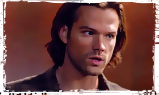 Sam ready Supernatural Our LIttle World