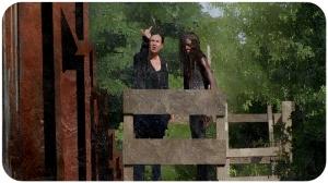 Tara Michonne The Walking Dead Heads Up