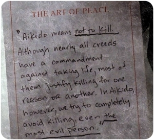 The Art of Peace The Walking Dead Heres Not Here