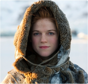 Ygritte Rose Leslie sq Game of Thrones