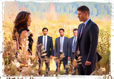 Amara Dean witnesses Supernatural O Brother Where Art Thou