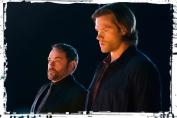 Crowley Sam Supernatural O Brother Where Art Thou