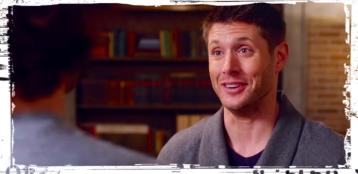 Dean bunker Supernatural Just My Imagination