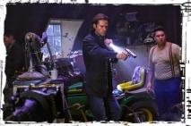Dean Sam Sully garage Supernatural Just My Imagination