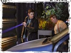 Dean Sully car Supernatural Just My Imagination