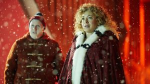 Nardole River Doctor Who The Husbands of River Song