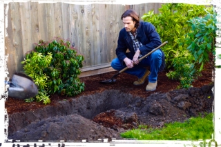 Sam Winchester Jared Padalecki digs Supernatural Just My Imagination