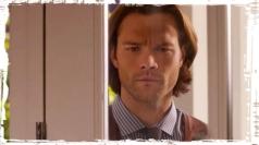 Sam Winchester Jared Padalecki door Supernatural Just My Imagination