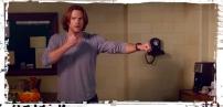 Sam Winchester Jared Padalecki invisible Supernatural Just My Imagination