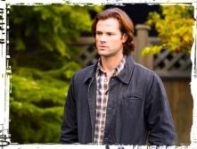 Sam Winchester Jared Padalecki Supernatural Just My Imagination