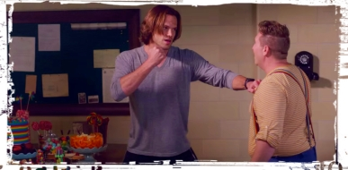 Sam Winchester Sully Supernatural Just My Imagination