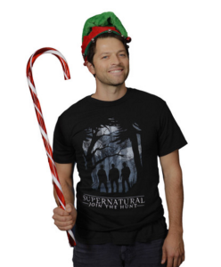 Supernatural Shadows T-shirt