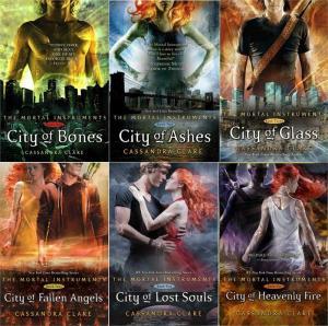 The Mortal Instruments Books