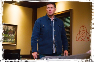 Dean retirement home Supernatural Into the Mystic