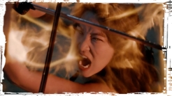 Kira fighting Oni Teen Wolf Codominance