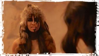 Kira fur hooded skinwalker Teen Wolf Codominance