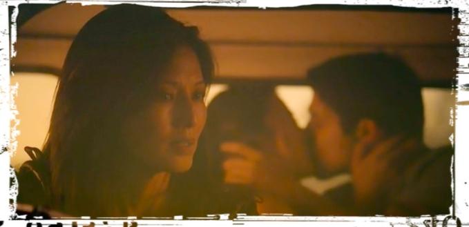 Kira Scott kiss Teen Wolf Codominance