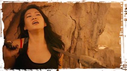 Kira stabbed Teen Wolf Codominance