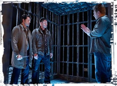 Misha Dean Lucifer cage Supernatural The Devil in the Details