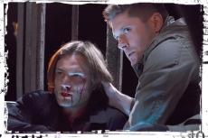 Sam Dean cage Supernatural The Devil in the Details