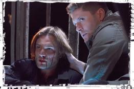 Sam Dean cage Supernatural The Devil in the Details