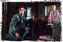 Sam Dean Mildred Supernatural Into the Mystic