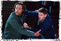Sam Dean Supernatural Into the Mystic