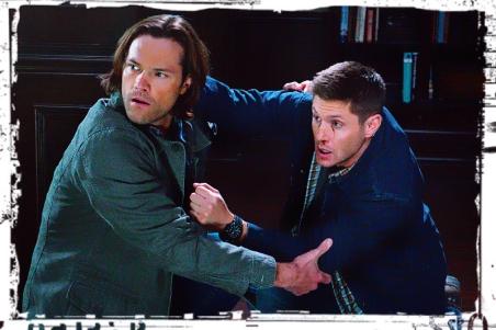 Sam Dean Supernatural Into the Mystic