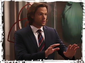 Sam explains Supernatural Into the Mystic