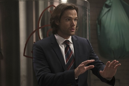 "Supernatural -- ""Into The Mystic"" -- Image SN1111A_0115.jpg -- Pictured: Jared Padalecki as Sam -- Photo: Katie Yu/The CW -- © 2016 The CW Network, LLC. All Rights Reserved."