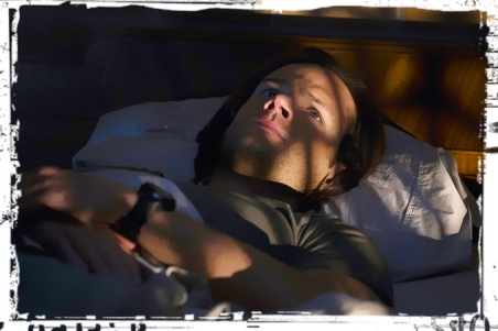 Sam no sleep Supernatural Into the Mystic