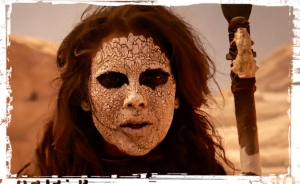 Skinwalker painted face Teen Wolf Codominance