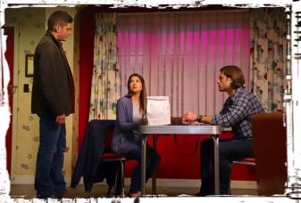 Dean Sam Melissa Supernatural Love Hurts