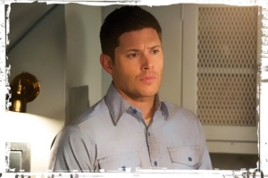 Dean Supernatural The Vessel