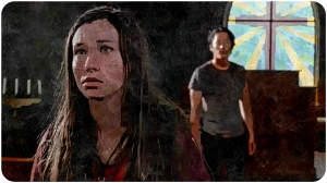Glenn Enid The Walking Dead No Way Out