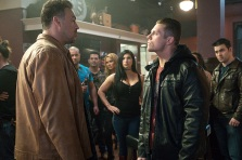 """Supernatural -- """"Beyond The Mat"""" -- Image SN1115a_0304.jpg -- Pictured (L-R): Aleks Paunovic as Gunnar Lawless and Michael """"The Miz"""" Mizanin as Shawn Harley -- Photo: Liane Hentscher/The CW -- © 2016 The CW Network, LLC. All Rights Reserved."""