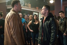 "Supernatural -- ""Beyond The Mat"" -- Image SN1115a_0304.jpg -- Pictured (L-R): Aleks Paunovic as Gunnar Lawless and Michael ""The Miz"" Mizanin as Shawn Harley -- Photo: Liane Hentscher/The CW -- © 2016 The CW Network, LLC. All Rights Reserved."