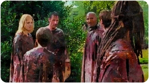 Rick stop The Walking Dead No Way Out
