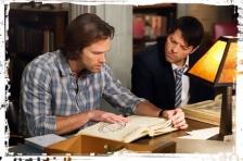 Sam Cas Supernatural The Vessel
