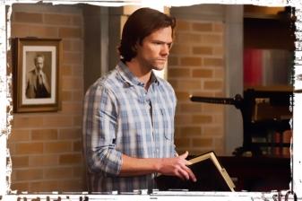 Sam Supernatural The Vessel