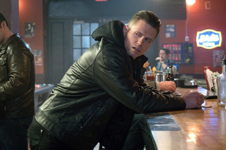 """Supernatural -- """"Beyond The Mat"""" -- Image SN1115a_0296.jpg -- Pictured: Michael """"The Miz"""" Mizanin as Shawn Harley -- Photo: Liane Hentscher/The CW -- © 2016 The CW Network, LLC. All Rights Reserved."""