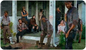 Townsfolk The Walking Dead No Way Out