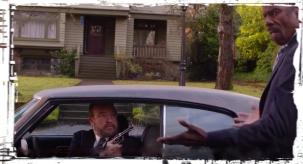 Bobby gun Rufus Supernatural Safe House